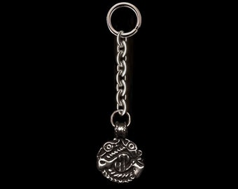 Scythian Wolves Key Chain