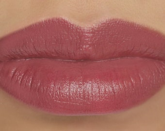 "Vegan Cream Blush and Lip Color Stick - ""Daydream"" (neutral nude pink lipstick / cream blush)"