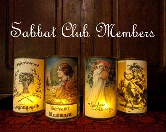 Reserved ~Witches Sabbat Club for MABON CARISSA HARWOOD: Parchment, altar, ritual, Sabbats, Yule, Ostara, Litha, Imbolc, Samhain, Mabon