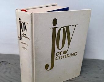 Vintage Cookbook - Joy Of Cooking - 1975 - Vintage Recipes - Culinary Arts