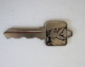 Vintage Playboy Bunny Club Key Collectible Numbered Mid Century Memorabilia Gifts for Him Unique Gifts for Her Cool Gifts for Men