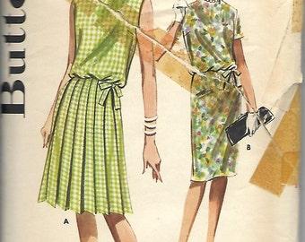 Butterick 2140 Misses Blouse Bodice Dress Pattern, Size 12, Bust 32