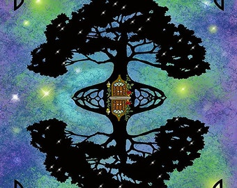 Tree of life mouse pad. Tree of life. Neoprene mouse pad