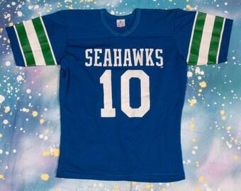 Seattler SEAHAWKS #10 Football Sports Jersey Size M