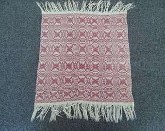Vintage Woven Mat