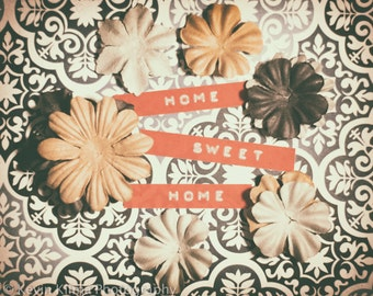 Home Sweet Home - Photography Art Print photo