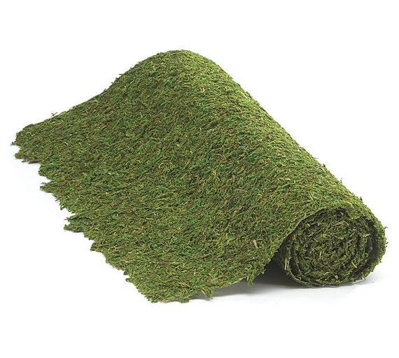 Green Moss Floral Mat Wedding Centerpiece And Craft Supplies