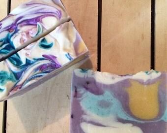 Lavender Sky Natural Soap