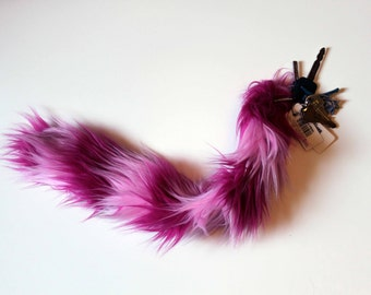 Limited Edition Cat Tail - Key Chain
