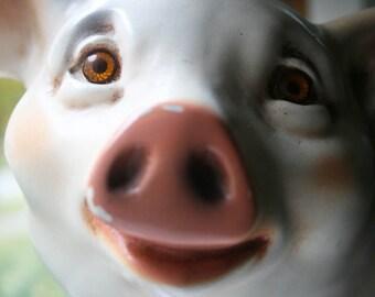 Vintage Pig Statue 1984 Universal Statuary Corp Vintage PIg Figurine