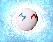 Pokemon Egg Bath Bomb (Rainbow)