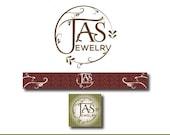 Jewelry Shop Branding - Logo, Banner, Avatar - Custom Design - Jewelry or Soap Business Logo Design and E-commerce Site Branding