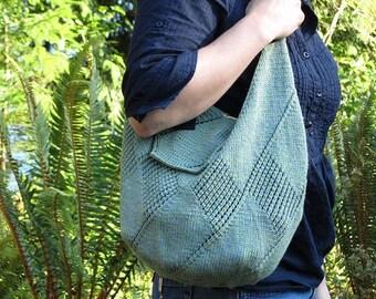 Aloe Day Bag Knitting Pattern