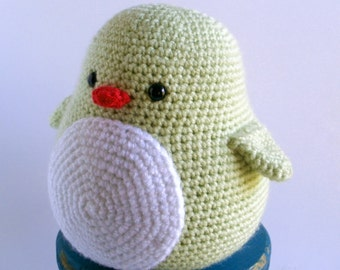 Kerfluffles the Crochet Penguin
