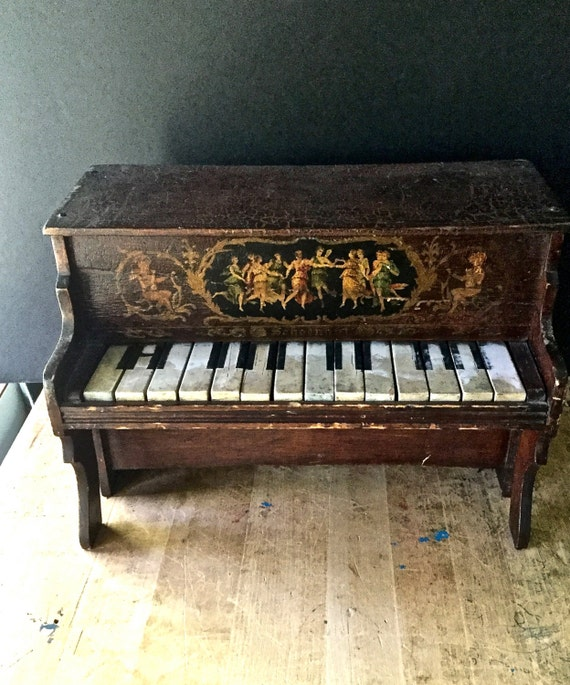Old Fashioned Piano Name
