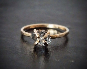 SALE, Gold Engagement Rings, Engagement Ring, Diamond Ring, Diamond Engagement Ring, Rose Gold Engagement Rings