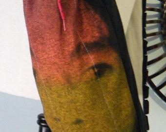 Bob Marley 1 Upcycled/Recycled Tshirt Yoga Mat Bag