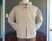 RARE Vintage Mighty Mac Out O' Gloucester ORIGINAL Boat Parka / All Around Deck Jacket Size Small or Medium.  Made in USA.