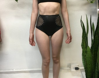 Studded Hot Short