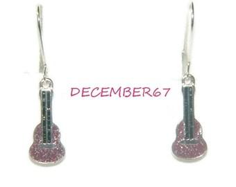 Guitar Earrings, The Kids Shop, Cute Earrings For Girls