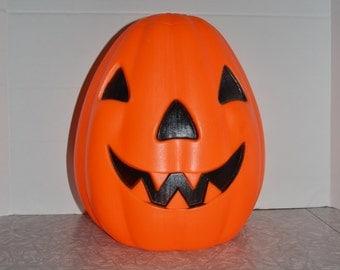 Jack O' Lantern Blow Mold ~ Empire Blow Mold ~ Vintage Halloween Decor ~ Epsteam