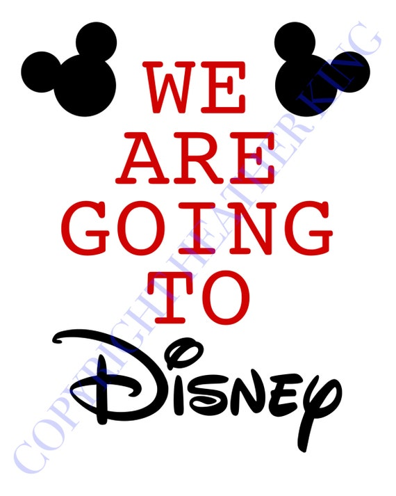 Going To Disney: Surprise Your Kids We Are Going To Disney