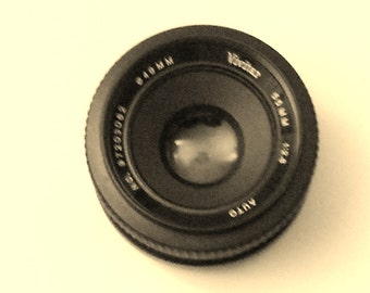 Vivitar Screw Mount Lens 55mm  1:2.8 ,   49mm Dia., Shipping Included.