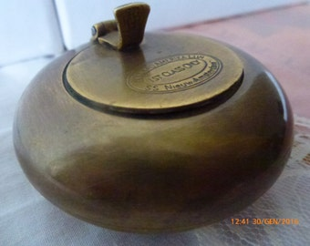 Vintage Ash Tray by Travel,by Pocket,by Bag