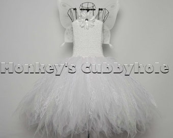 Tooth Fairy Tutu Dress Set