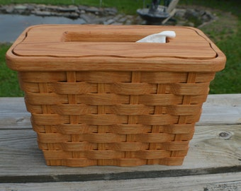 kleenex hand towel holder basket oak wood