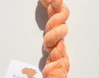 Creamsicle Mini Skein Sock Yarn