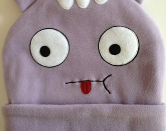 Adventure Time Poo-Brained Horse hat custom-made in fleece