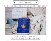 Authored Adornments Box, November Subscription Box, Mystery Box