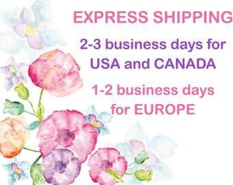 EXPRESS SHIPPING - Fast Shipping