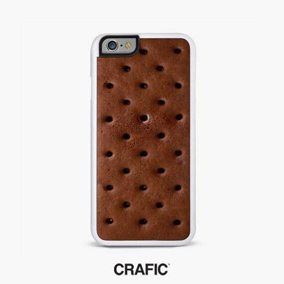 Ice Cream Sandwich iPhone 7 Case, iPhone 7 Plus cover , foodie iphone case, cool iphone 7 case, iPhone 6s case, iPhone 6 plus cover