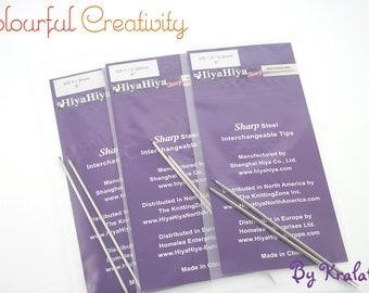 Hiyahiya Sharp Interchangeable Needle Tips