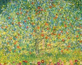 The Apple Tree by Gustav Klimt - a 250 piece Wooden Jigsaw Puzzle from BCB Puzzles