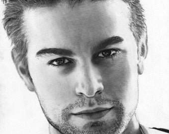Chace Crawford Gossip Girl, The Covenant Actor Limited Edition Print