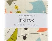 MODA Tiki Tok Mini Charm Pack by Jenn Ski