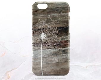 iPhone 7 Case Wood Dandelion iPhone 7 Plus iPhone 6s Case iPhone SE Case iPhone 6 Case iPhone 5S Case Galaxy S7 Case Galaxy S6 Case I52