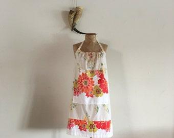 Women's Into The Garden Summer Cotton Dress.Size 10 to 14.