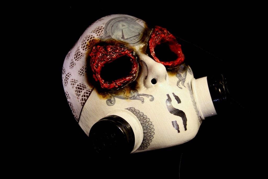 hollywood undead jdog mask