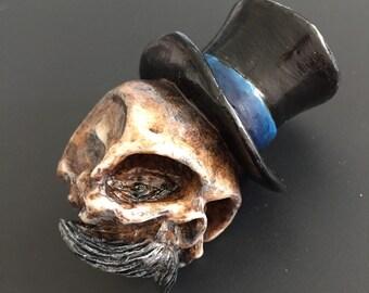 Tophat Shaving Brush Handle (DIY)