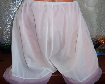 Kayser Bondor vintage 50's  nylon sheer tulle tap panties