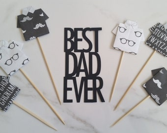 Father's Day Caketoppers