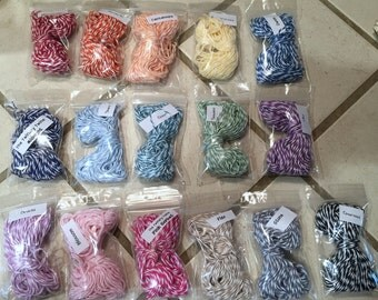 The Twinery Bakers Twine -4-Ply- 100% Cotton-Twine-Crafts - 12 Yards