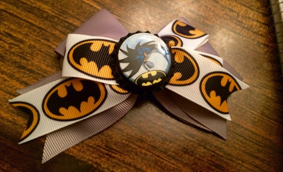 Classic Batman Bow