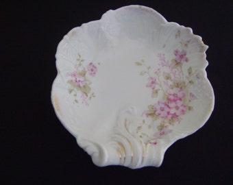 Vintage Wheelock Porcelain Trinket Dish