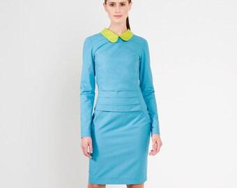 Sewing patterns dress Reni (paper pattern)