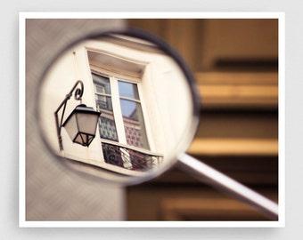 Paris photography - Paris Vespa - Paris photo,Art,Fine art photography,Paris home decor,8x10 wall art,white,Paris decor